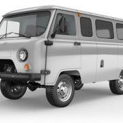 УАЗ-452 «60 Anniversary» — новая «буханка» к юбилею