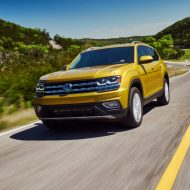 Большой кроссовер Volkswagen Teramont скоро в России
