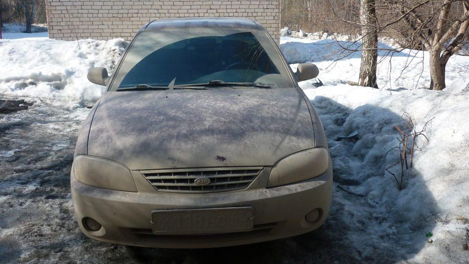 Какое наказание за грязные фары автомобиля?
