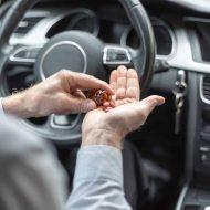 Какие лекарства нельзя принимать за рулем: список