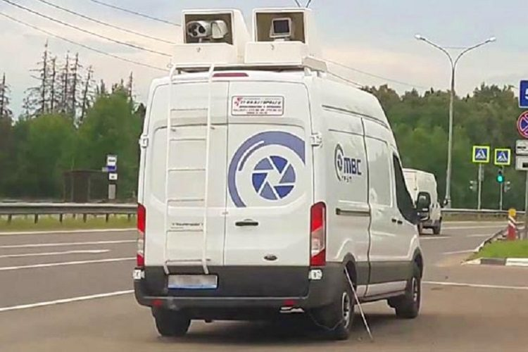 Какой радар ловит ОСКОН?