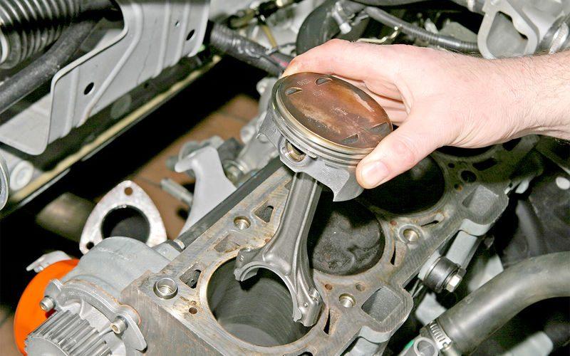 """""""Не рычи!"""" или почему двигатель стал работать громче?"""