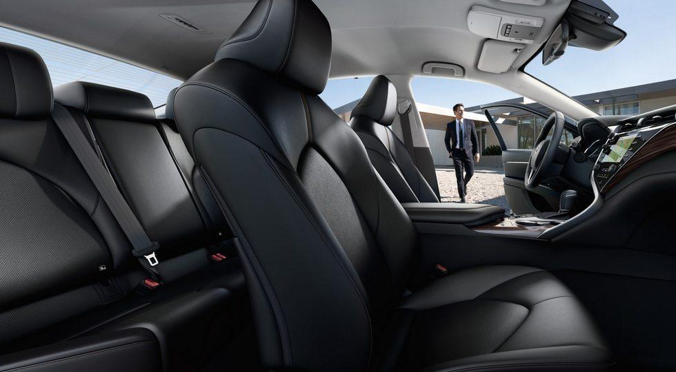 Новая Тойота Камри 2018 для России