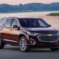 Chevrolet Traverse 2018 в России: подробности о характеристиках и комплектациях