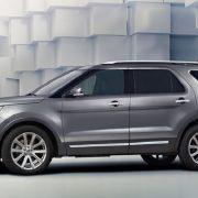 Форд Эксплорер 2018: новый кузов, комплектации и цены, фото