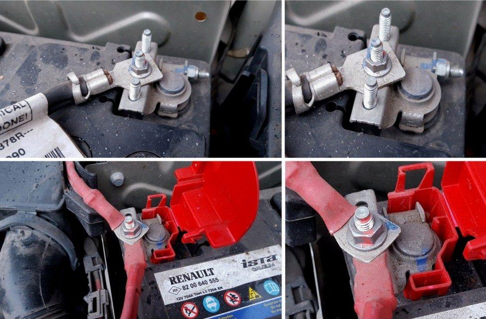Как завести машину с помощью бустера?