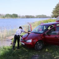 Штраф за мойку машин в неположенном месте увеличат до 50 тысяч рублей