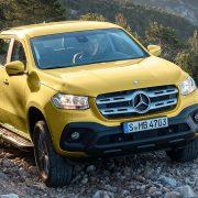 Mercedes-Benz X-Class X 220 d и X 250 d: цена и другие подробности в России