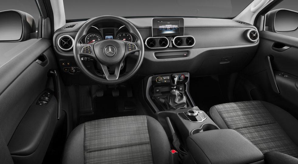 Mercedes-Benz X-Class X