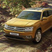 Volkswagen Teramont: цена и другие подробности для России