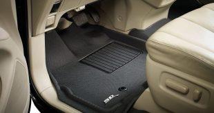 Автомобильные 3d-коврики: преимущества