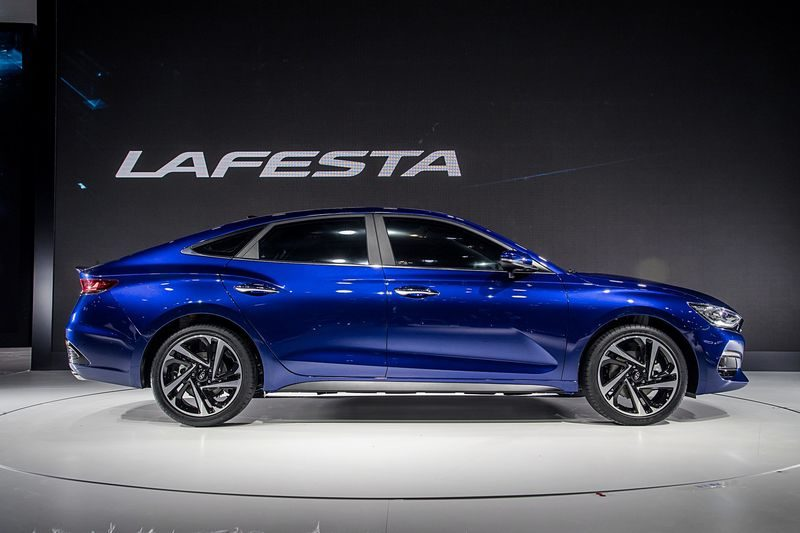 Hyundai Lafesta 2018