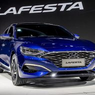 Hyundai Lafesta 2018: фото и характеристики