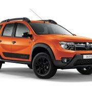 Обновленный Renault Duster Dakar 2018