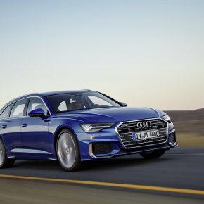Audi A6 Avant 2019: подробности о рестайлинге
