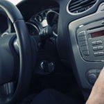Штраф за громкую музыку в машине