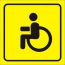 В России запретят продажу табличек «Инвалид»