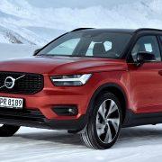 Вольво ХС40 2018: новый кузов, комплектации и цены, фото
