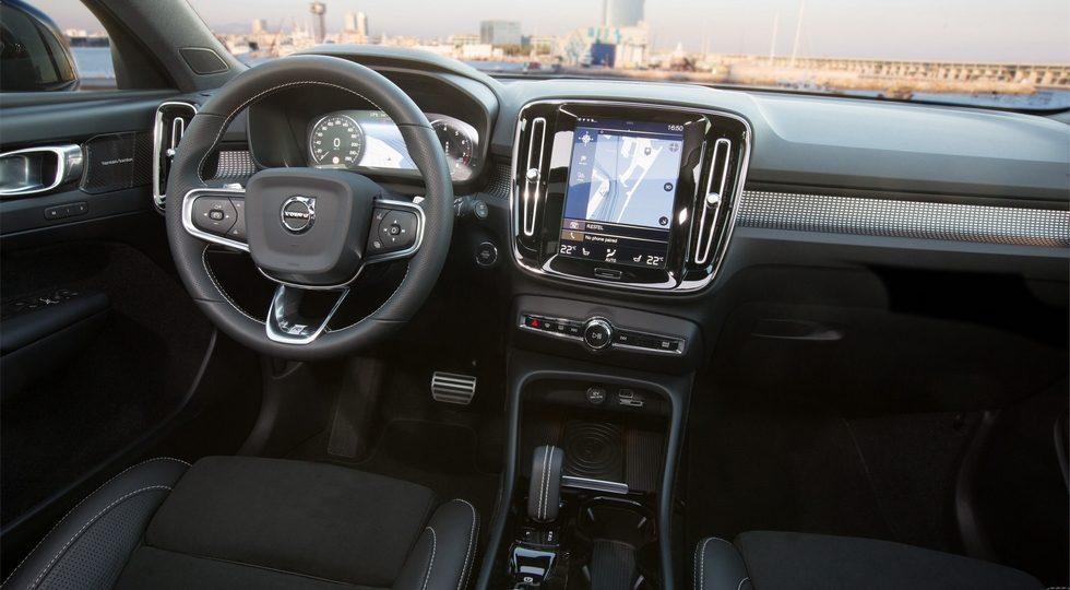 Volvo XC40 2018: комплектации и цены, технические характеристики