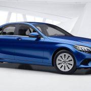 Mercedes-Benz C-Class 2018 цена в России