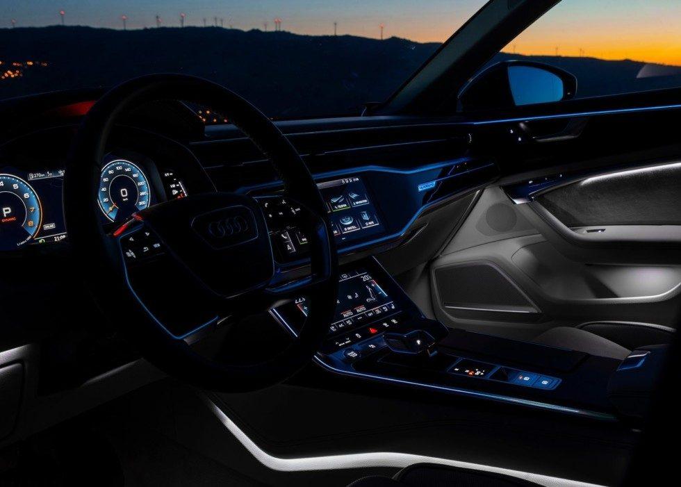 Ауди А6 2019 года новая модель, фото и технические подробности