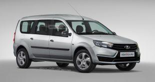 Лада Ларгус 2018 в новом кузове: комплектации и цены, фото