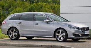 Peugeot 508 2018 wagon