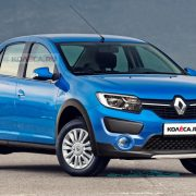 Renault Logan Cross представят в рамках ММАС-2018