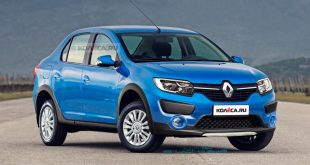 Renault Logan Cross