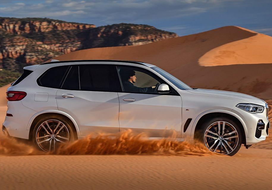 BMW X5 2019: фото, характеристики