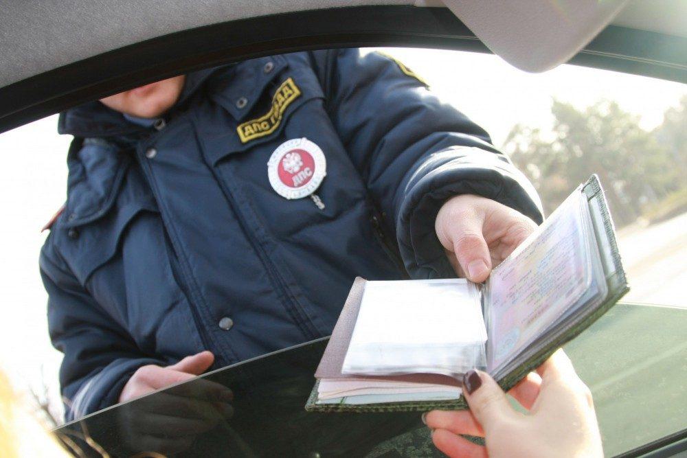 Отказался предоставить документы инспектору ГИБДД