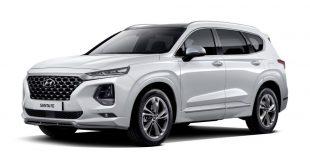 Hyundai Santa Fe Inspiration: новая люксовая версия внедорожника