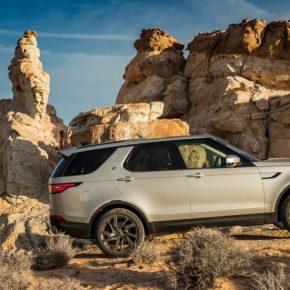 Land Rover Discovery 2019: фото, цена и характеристики