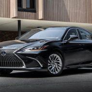 Lexus ES 2019: цена и комплектации в России
