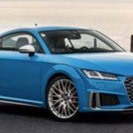 Audi TT 2019: первые фото, характеристики