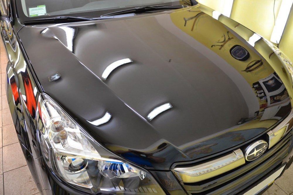 Как защитить кузов автомобиля от сколов и царапин?