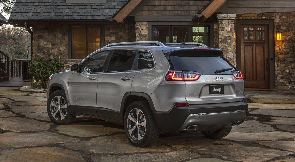 Джип Чероки 2019: новый кузов, комплектации и цены, фото