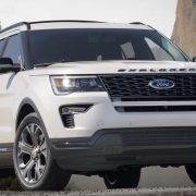 Ford Explorer 2020: первые подробности и фото