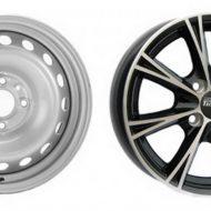 Какие диски лучше на зиму литые или штампованные?