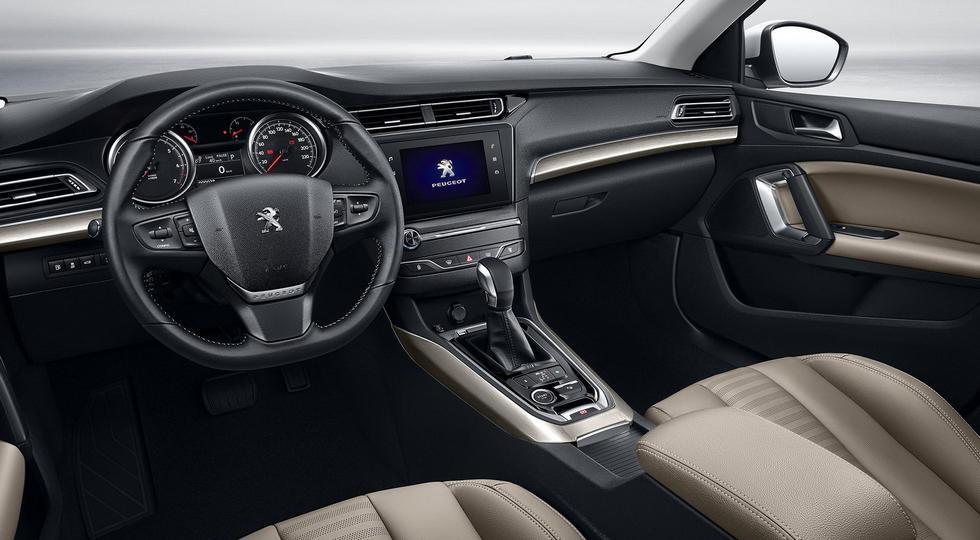 Новый Peugeot 408 GT 2019 - фото, характеристика, цена новые фото
