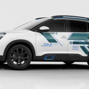 Гибридный Citroen C5 Aircross покажут на Парижском автосалоне 2018