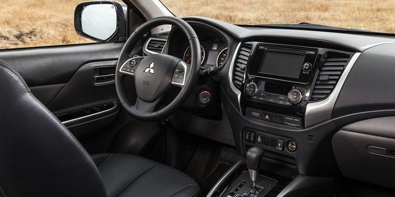 Mitsubishi L200 2019 фото