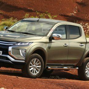 Mitsubishi L200 2019: что нового после рестайлинга?
