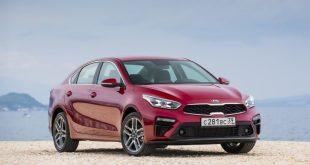 Киа Церато 2018: новый кузов, комплектации и цены, фото