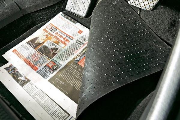 Влажность в салоне автомобиля: причины и как бороться?