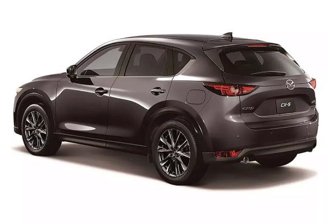 Mazda CX-5 2019: фото, характеристики
