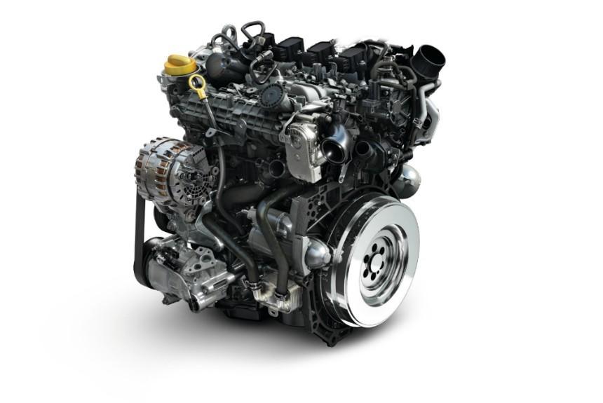 Дастер получил турбированный мотор на 1.3 литра