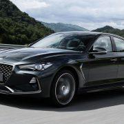 Genesis G70 2019: обновленный конкурент BMW 3