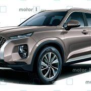 Hyundai Palisade 2019-2020: первые фото и другие подробности