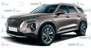 Hyundai Palisade 2019: первые фото и другие подробности